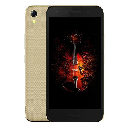 X559 -موبيل انفيكس- هوت 5 5.5- بوصة -16 جيجا بايت 3G -ذهبى