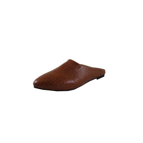PU Leather Clog -Havan