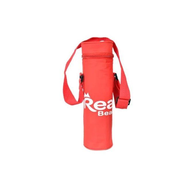 حافظ زجاجة مياه 1 لتر .احمر –  مصر