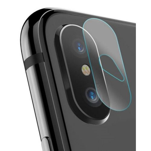 huge discount ea5bc 2c758 IPhone X Camera Lens Tempered Glass Protector - Clear