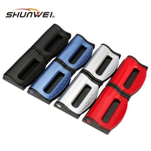 A Pair SHUNWEI Car Auto Truck Safety Seat Belt Buckle Clip