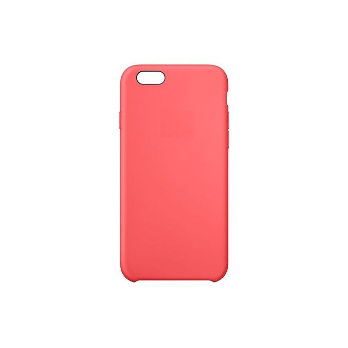size 40 863c5 62923 Iphone 8 Plus & 7 Plus Silicon Back Cover Case - Red
