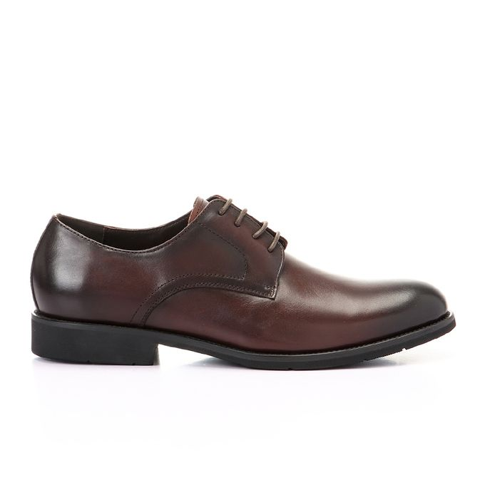 5a2bc97005b7 Sale on Men Business Lace Up Shoes - Coffee