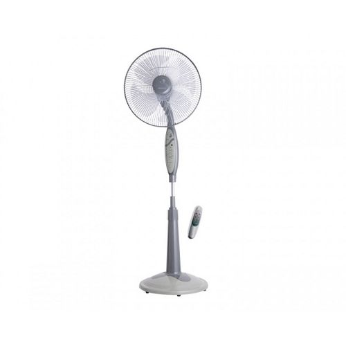 """EFS-65 Stand Fan 16 """" With Remote Control & 4 Plastic Blades"""