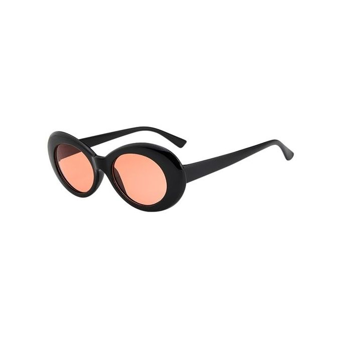 77d0acdbd11cf Eclipse Glasses Retro Vintage Clout Goggles Unisex Sunglasses Rapper Oval  Shades Grunge Glasses