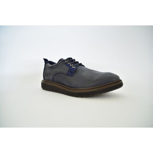 Casual Lace Up Shoes –Blue