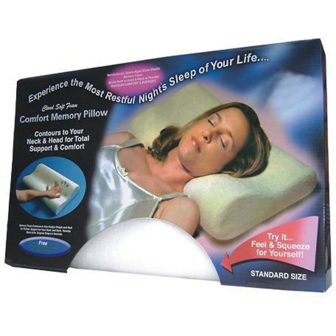 Php350 00 – Memory Foam Pillow –  مصر