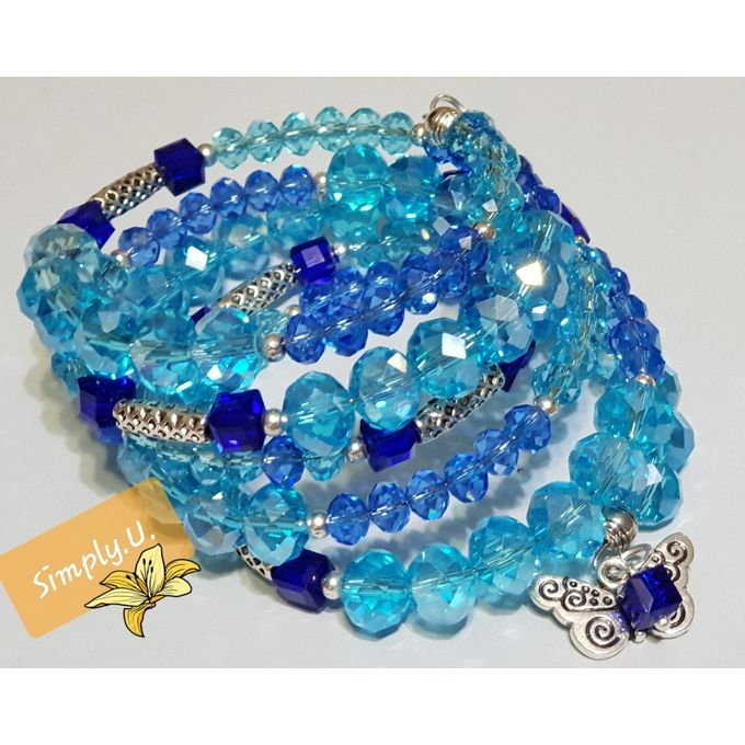 Sale on Generic Stylish And Modern Hand Made Memory Wire Stacking ...