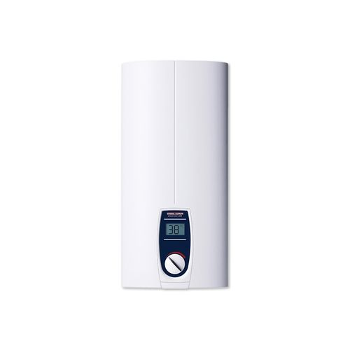 DEL 18 / 21 / 24 SL LCD سخان مياه بدون خزان - أبيض