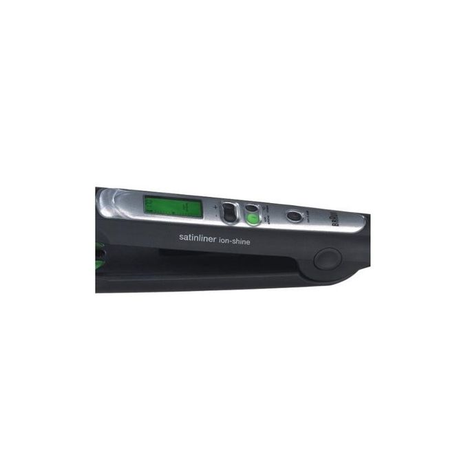 Braun St710 Satin Hair 7 Iontec Straightener 200 186 C Buy