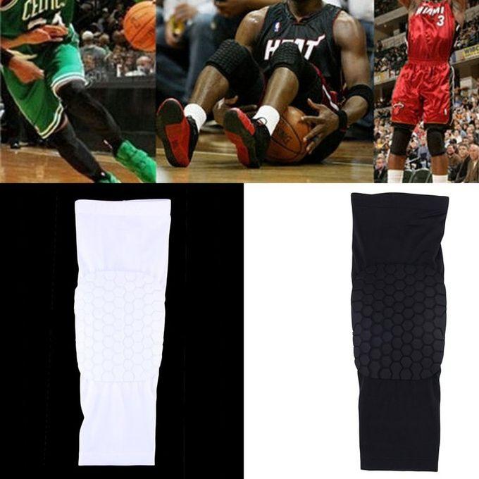 Sale On Kids Adult Crashproof Pad Basketball Leg Knee Long Sleeve