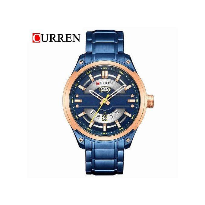 3c4abd6fd عرض عيد ميلاد جوميا! تسوق Curren 8319 Stainless Steel Wristwatch ...