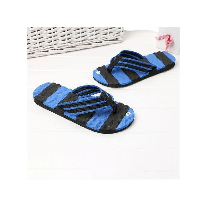 8ff489b032f Sale on Men Summer Sandals Slipper Indoor Outdoor Flip-flops Beach ...