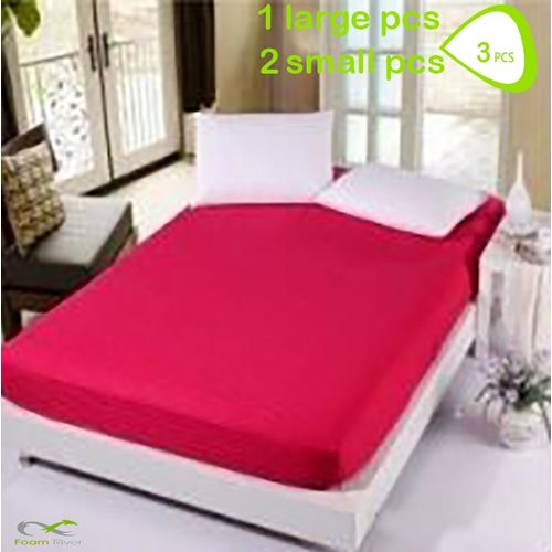 Protective Cotton Bed Set   180*200 Cm + Protective Cotton Bed Set For Kids