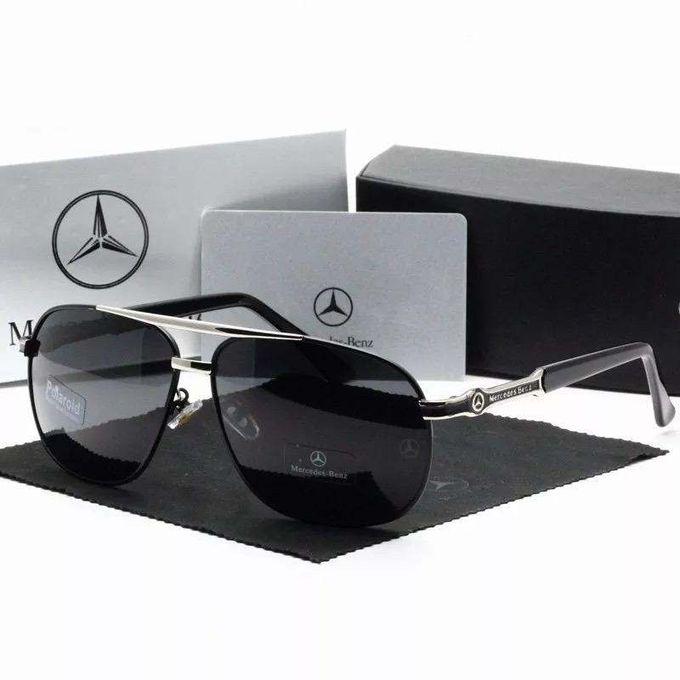 cf6c08a6d أزياء الرجال النظارات الشمسية الرجال محب الاستقطاب النظارات الشمسية UV400  الإطار الكبير سائق القيادة بنز بو