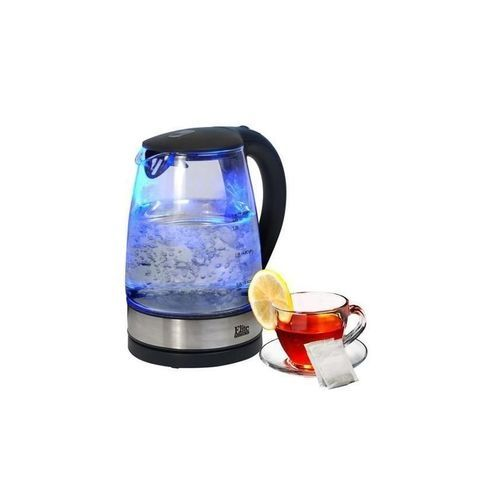 Inf-000203 Glass Kettle - 1.7L