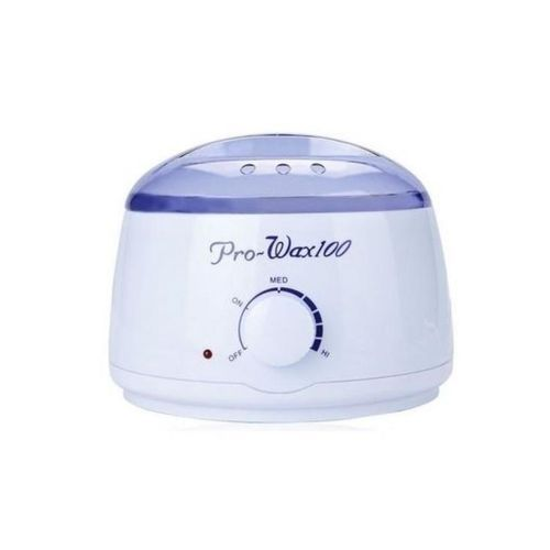 Professional Wax Pot - White