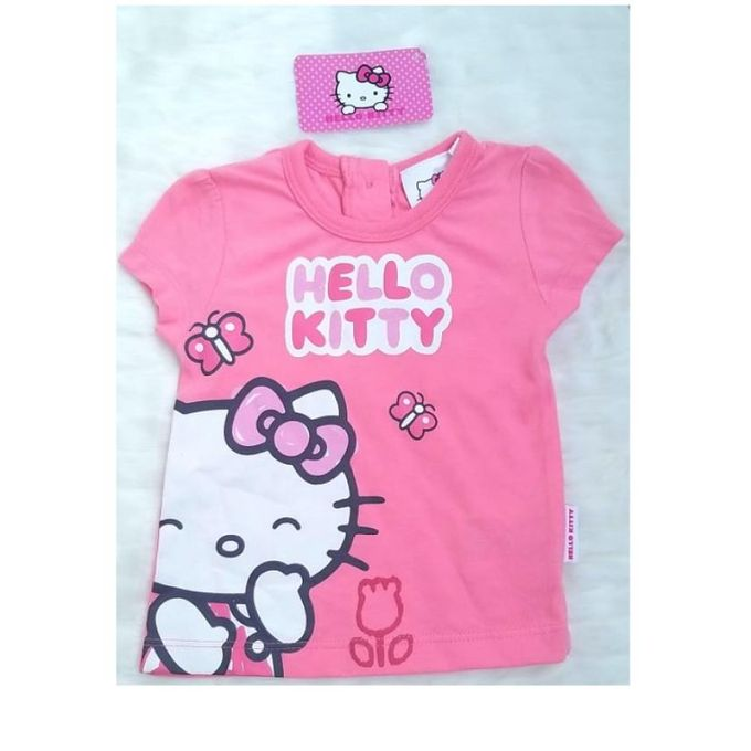 9d65e91ea Order Hello Kitty Short Sleeve T-Shirt at Best Price - Sale on Hello ...