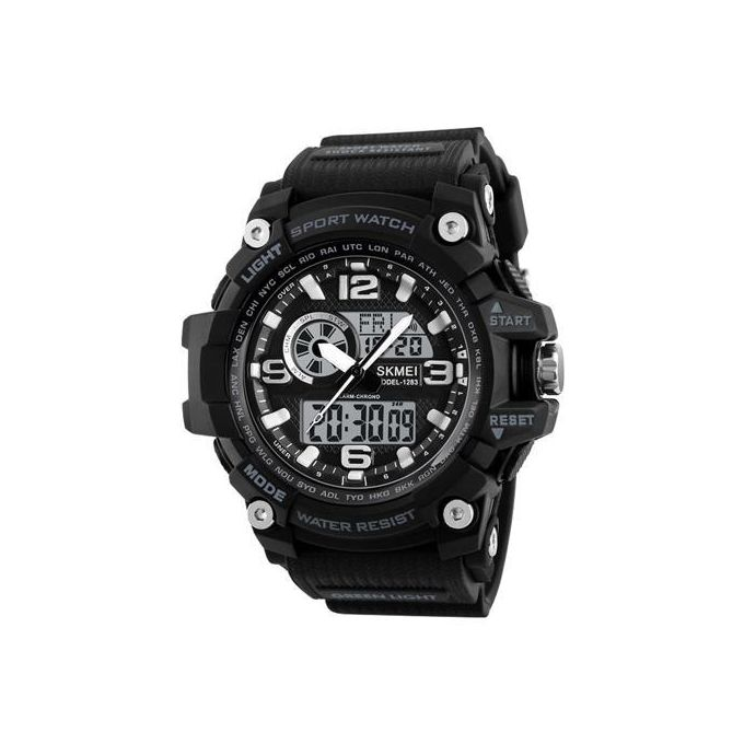 459ef9fe297d0 Sport Watch - For Men - black - Jumia مصر