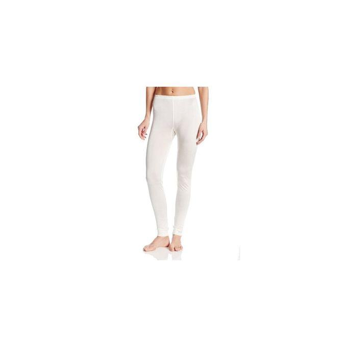 Terramar Womens Thermasilk Pant [Black, X-Large]