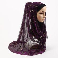 4b0f20fd7a914 Muslim Hijab Head Coverings Scarf Islamic Headscarf Turkish Islam Turban
