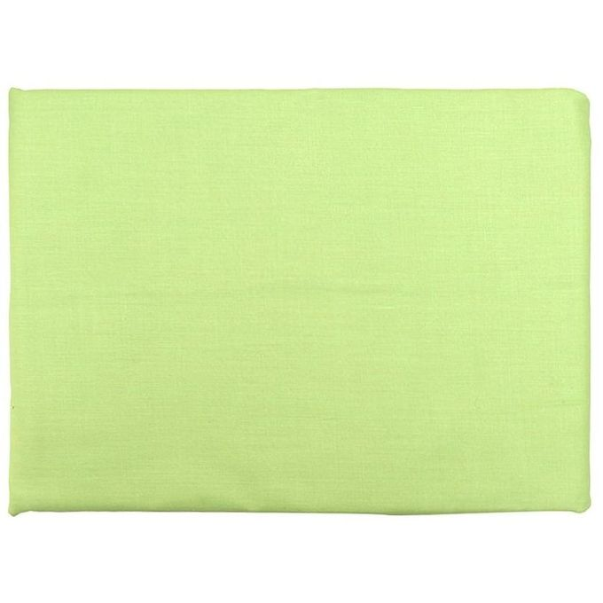 Bed Sheet + Pillow Cover – 4 Pcs – 240 X 260 Cm – Green –  مصر