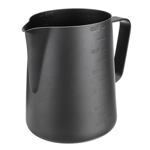 600ml Non-stick Stainless Steel Coffee Espresso Coffee Foaming Milk Jug Cup