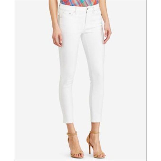 Lauren Ralph Lauren Petite Ankle Jeans