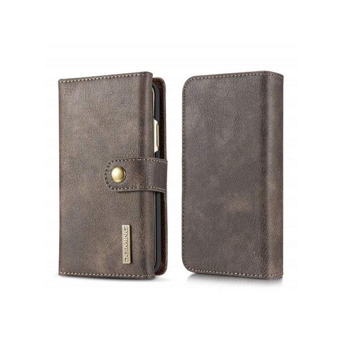 quality design d745a 188f3 Detachable Triple Wallet Case For Iphone 7 Plus / 8 Plus - Grey