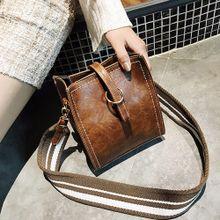 8269126d472 Hiamok Women Leather Shoulder Bag Messenger Satchel Tote Crossbody Bag  Handbag