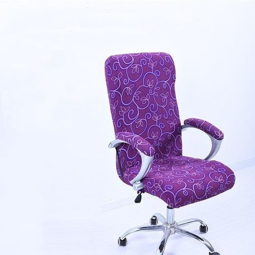 L Spandex Office Chair Cover Slipcover Armrest Cover Computer Seat Cover Stool Swivel Chair Elastic( & L Spandex Office Chair Cover Slipcover Armrest Cover Computer Seat ...