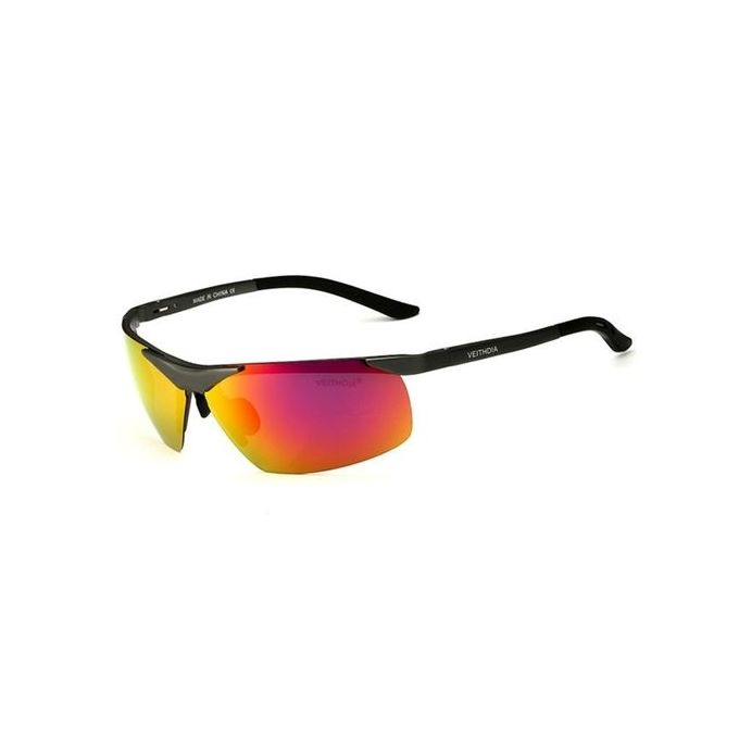 a9c91d04f3312 VEITHDIA Aluminum Magnesium Polarized Lens Mens Sunglasses Driver Mirror Sun  Glasses Male Fishing 6501 (Color