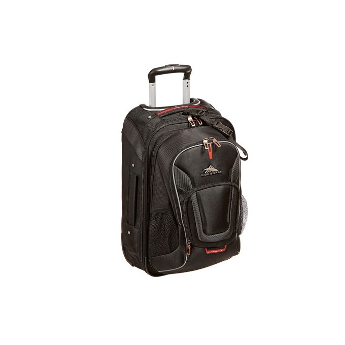 bd56f164e65d Sale on High Sierra AT7 Carry-On Wheeled Backpack