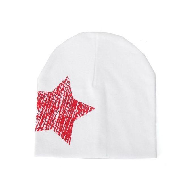 Unisex Baby Boy Girl Kid Toddler Infant Children Cotton Soft Cap Star Beanie Hat