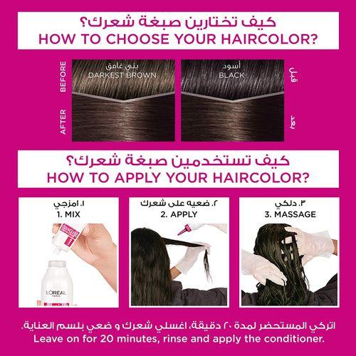 cab647096 Jumia Anniversary Deal! Sale on Casting Crème Gloss - 300 Darkest ...