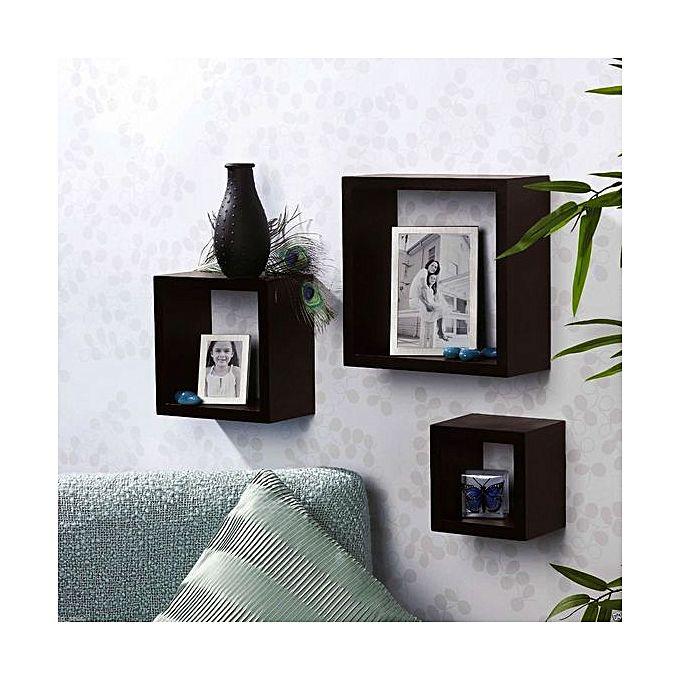 Sale On R 104 Modern Decor Shelf Black Jumia Egypt