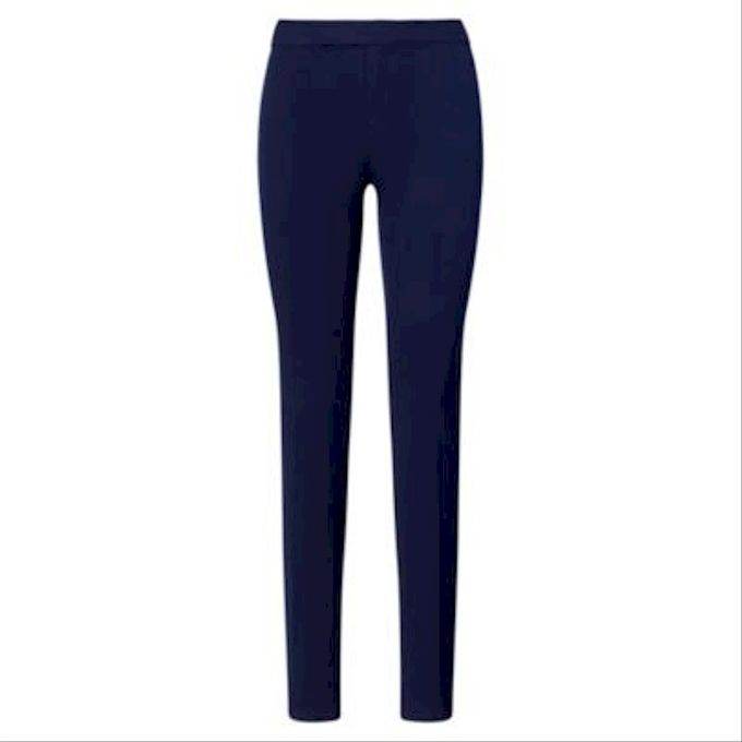 Stretch Twill Skinny Ankle Pants