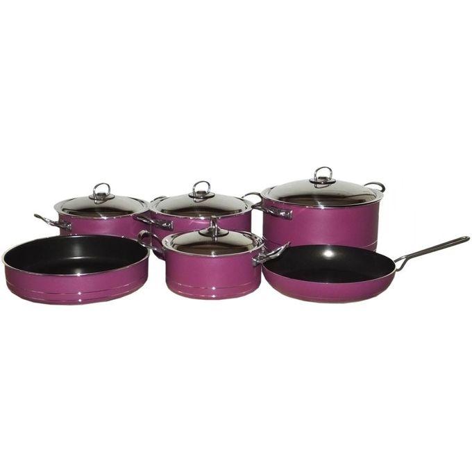 Turkish Cookware Set – 10 Pcs –  مصر