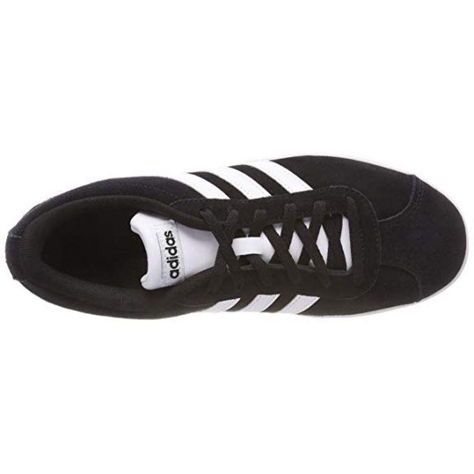 pas cher pour réduction 5b8db 7b20f Adidas Advantage Clean VS White Unisex Sneakers Shoes