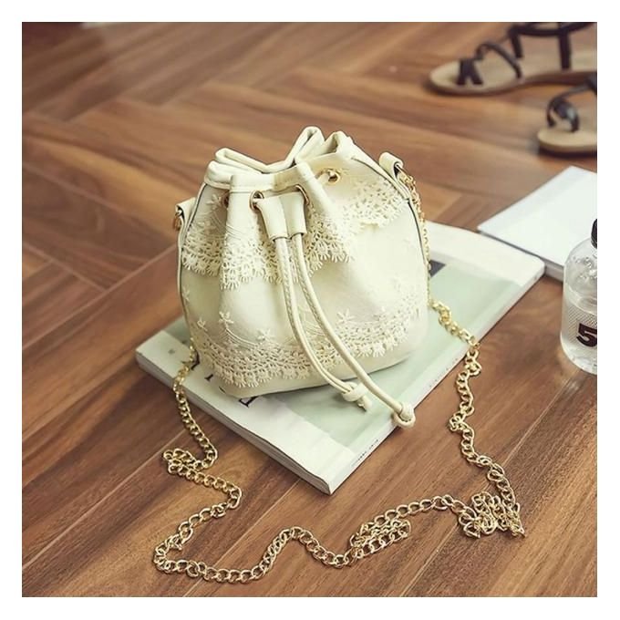 ecddf40af100 Hiamok Women Lace Handbag Shoulder Bags Tote Purse Messenger Satchel Bag  Cross Body WH