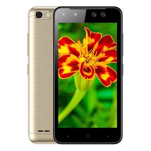"iTel S12 - 5.0"" - 8GB Dual SIM Mobile Phone - Champagne Gold price in Egypt    Jumia Egypt   kanbkam"