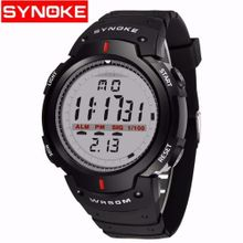 1b656a2dc98e0 SYNOKE LED Digital Watch Men Top Brand Luxury Famous Sport Watches Male  Electronic Wrist Watch Clock