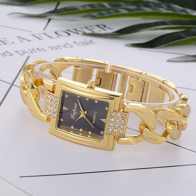 73ca7f732ecc ... Tectores Fashion Trend LVPAI Vente Chaude De Mode De Luxe Femmes  Montres Femmes Bracelet Montre Watch