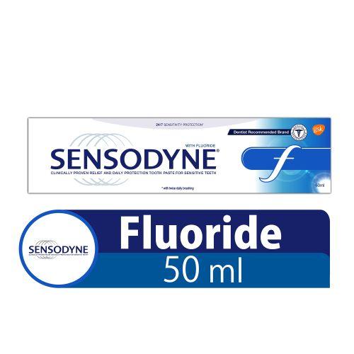 Fluoride Toothpaste - 50ml