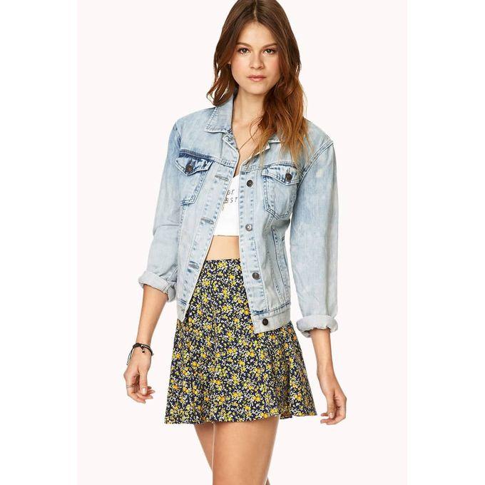 Rosebud Skater Skirt