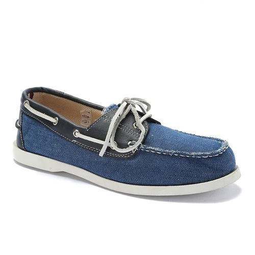 Indoor Shoes - Blue Jeans