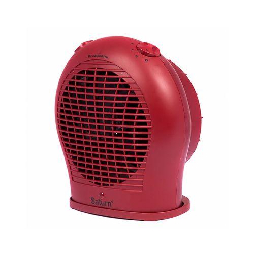 ST-HT7645 K Heater Fan - 2000 Watts - Red