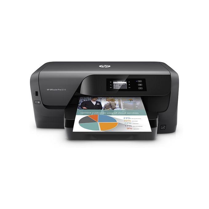 OfficeJet Pro 8210 Business Ink Wireless Printer