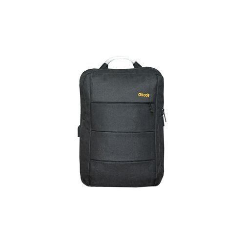 3053bdc17 حقيبة -شنطة لاب توب بمقاس 15.6 مزودة بمخرج يو اس بي- أسود - Jumia مصر