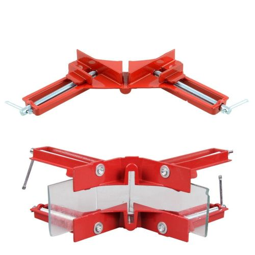 Sale On 90 Degree Right Angle Picture Frame Corner Clamp Holder